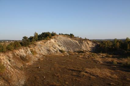 Kamieniołom - Podzamcze
